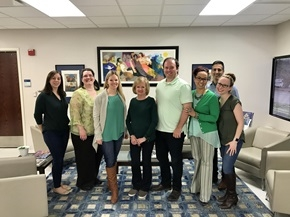 Green & Denim in Honor of Brain Injury Awareness Month and the Opportunity Project